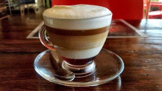 Volksrust, South Africa: Espresso Arte Cafe