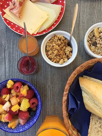 Enguera, إسبانيا: Best breakfast ever!!
