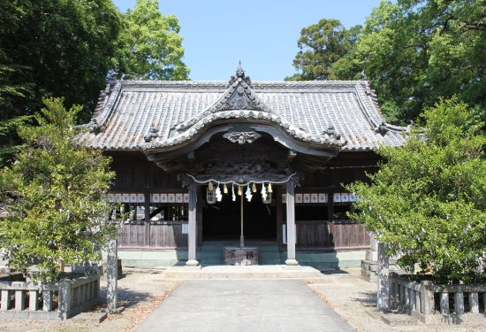 ‪Omiwa Shrine‬