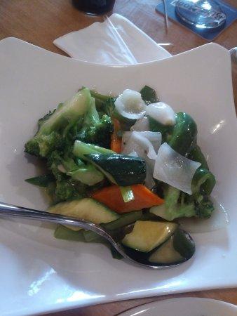 Ashland, MA: Vegetarian Delight