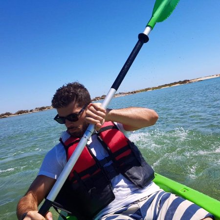 Uadikayak Tavira Center by Fun River