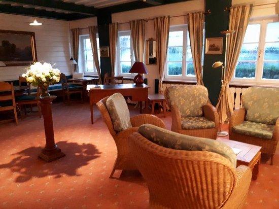 Garden Hotel Reinhart: espace repos