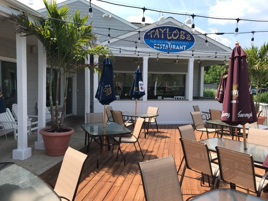 Ocean Pines, MD: Taylor's Neighborhood Restaurant