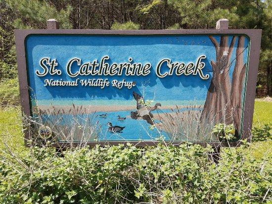 St. Catherine Creek National Wildlife Refuge
