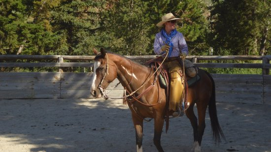 Kelly, WY: Expert instruction from our wranglers