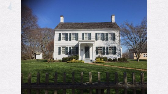Corwith House at The Bridgehampton Museum