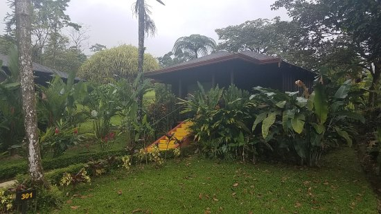 Hotel Lomas del Volcan: Our cottage