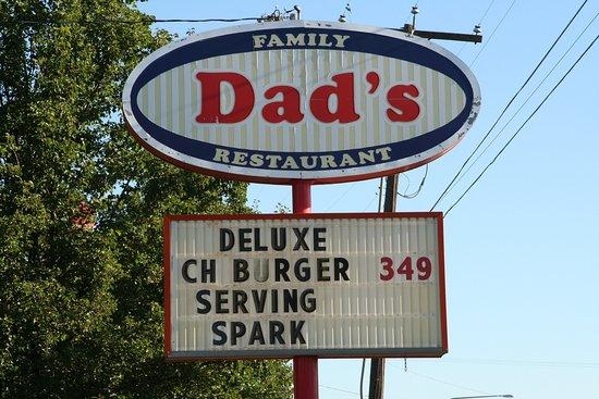 Toppenish, Вашингтон: Dad's