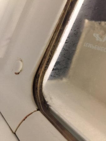 B&B 10 Serpotta: mold in the shower