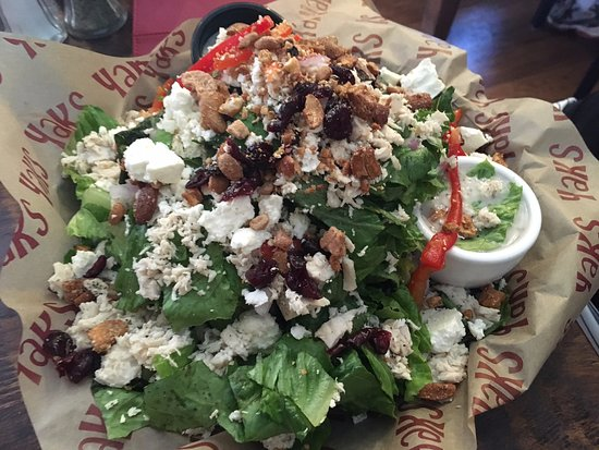 YAKS on the 5: Salad