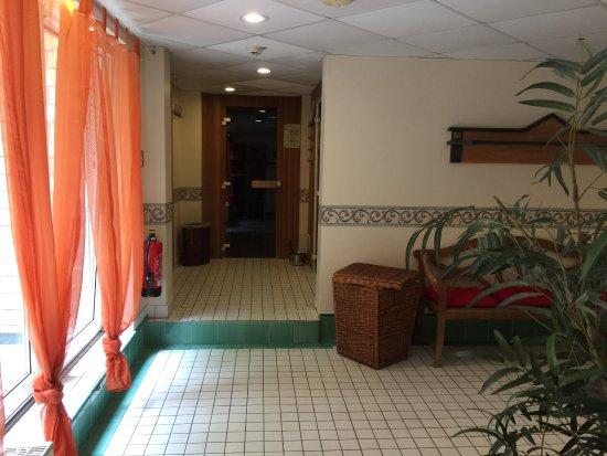 Erkrath, Jerman: Sauna