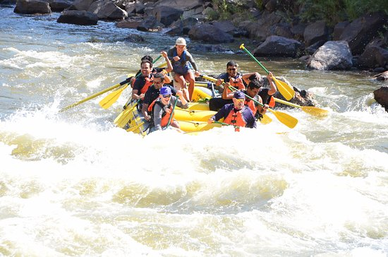 Whitewater Rafting, LLC: AAGE !!!