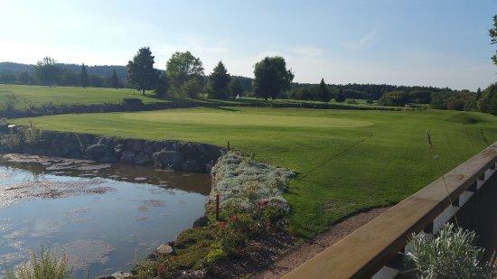 Bannewitz, Alemania: Park Blick Restaurant am Golfplatz