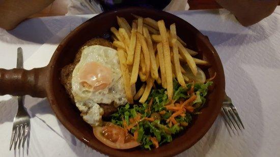 Restaurant Adega Lusitania: 20170902_232036_large.jpg