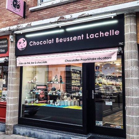 Chocolat de Beussent-Lachelle