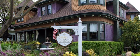 Cloverdale, CA: Kelley & Young Wine Garden Inn