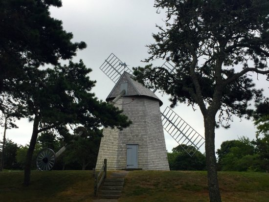Chatham's Godfrey Windmill : yep... ANOTHER pic of the windmill