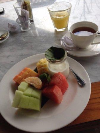 Alaya Resort Ubud: colazione