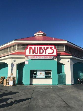 Ruby Diner Huntington Beach Prices