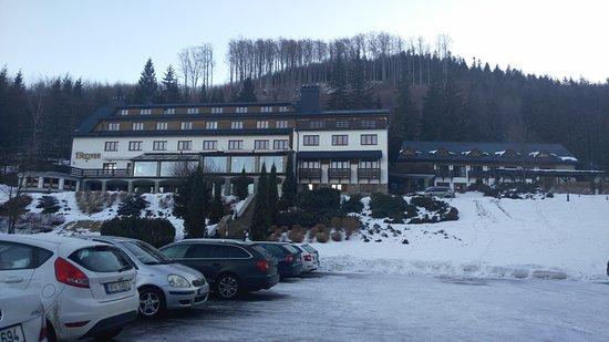 Frenstat pod Radhostem, Czech Republic: Hotel Troyer