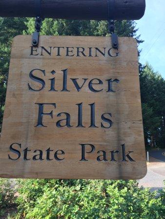 Sublimity, OR: Silver Falls State Park near Salem, Oregon.