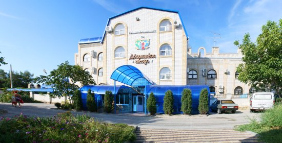 Atlas Hotel Vityazevo: overview, description and reviews of tourists