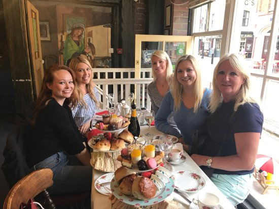 Best Tea Rooms In Rochester