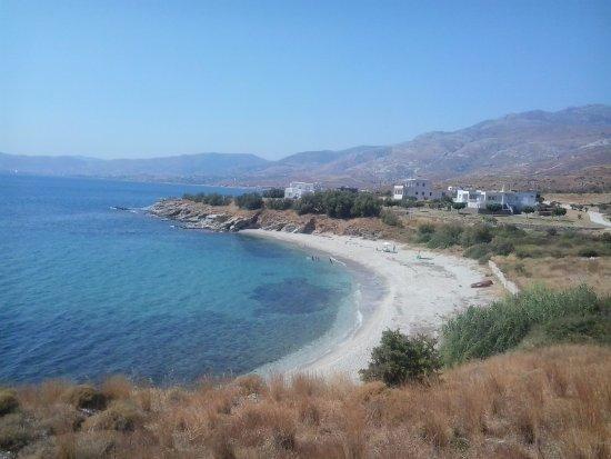 Karystos, Grekland: Παραλία Αγία Ειρήνη (Κουτσούκου)