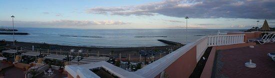 Плайя-де-Фанабе, Испания: Uitzicht Fañabe beach