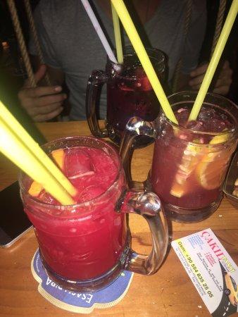 In Bar: Kokteyller