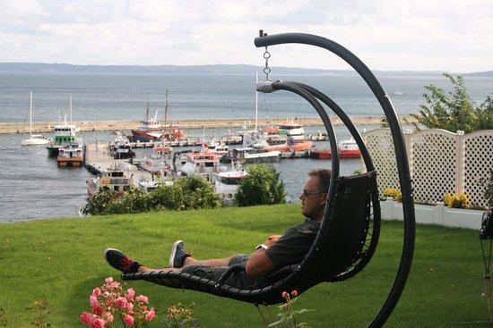 Hotel Waterkant: relaxen met uitzicht