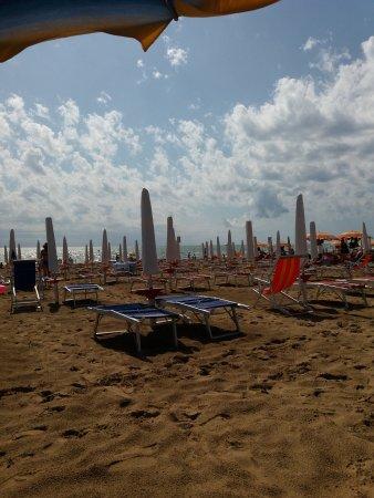 Spiaggia di Lignano Pineta : Pineta Nachsaison