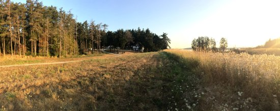 North Saanich, Kanada: Pano of the property
