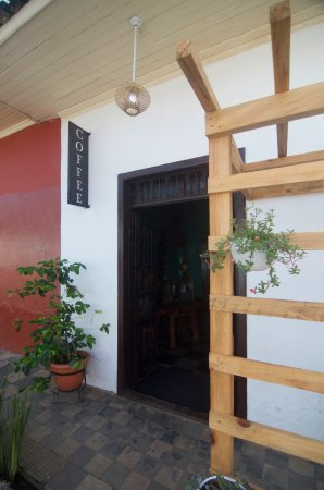 Masatepe, Nicaragua: Looking for great coffee, wifi, and a welcoming atmosphere? Look no further.