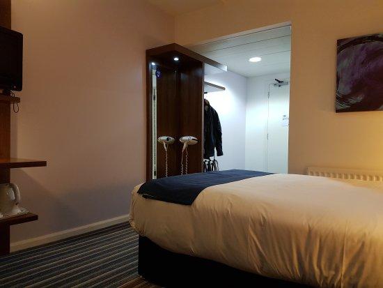 Holiday Inn Express Belfast City Queens Quarter: 20170904_145630_large.jpg