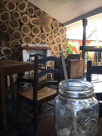 Masatepe, Nicaragua: coffee was so good I drank it before I got a photo!