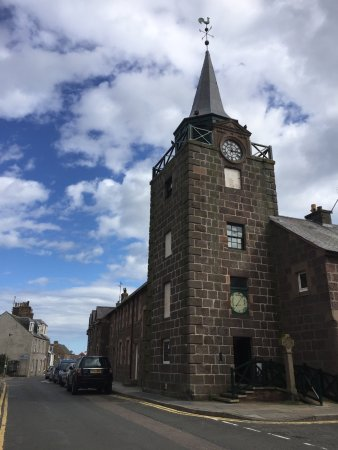 ‪Stonehaven Clock Tower‬