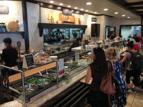 Cafeteria Line >> Cafeteria Line Picture Of La Madeleine Albuquerque Tripadvisor