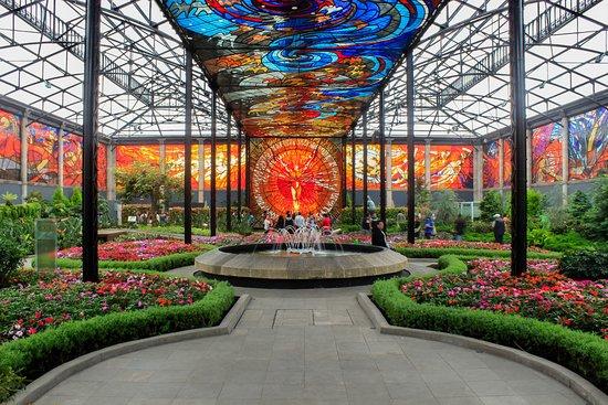 Cosmovitral Jardín Botánico