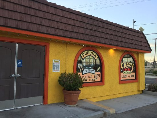 Pancho's in Victorville