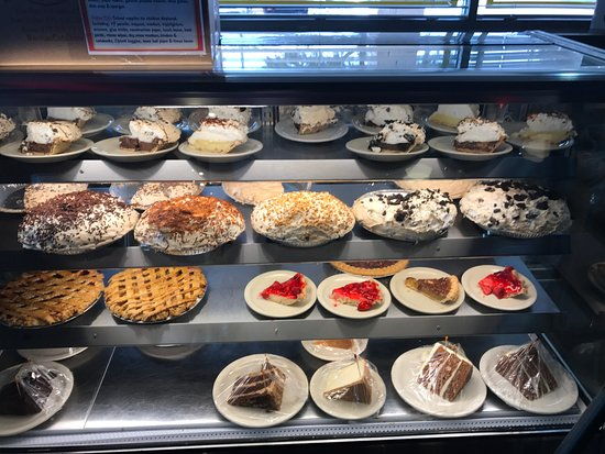 Pie Display Picture Of Norma's Cafe Dallas TripAdvisor Extraordinary Pie Display Stand
