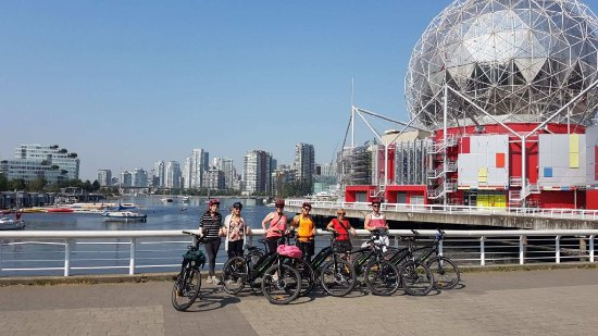 Vancouver E-Bike Adventures