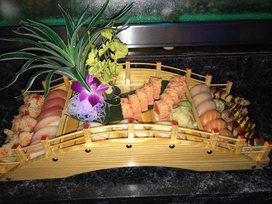 Cranston, Rhode Island: Kochi Sushi and Steakhouse