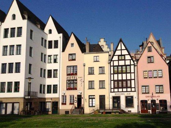 Hotel Hayk, Hotels in Köln
