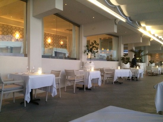 Prospect, Barbados: Pic of restaurant