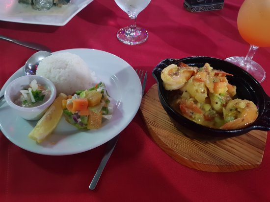 Nadina Authentic Fijian Restaurant: 20170905_200440_large.jpg