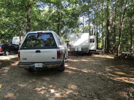 Wynesboro North 340 Campground: Site