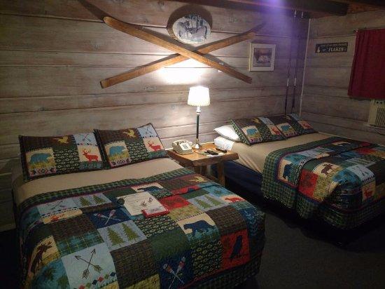 Waters Inn: Winter Sports themed room