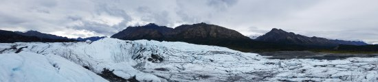Glacier View, AK: Panoramic views