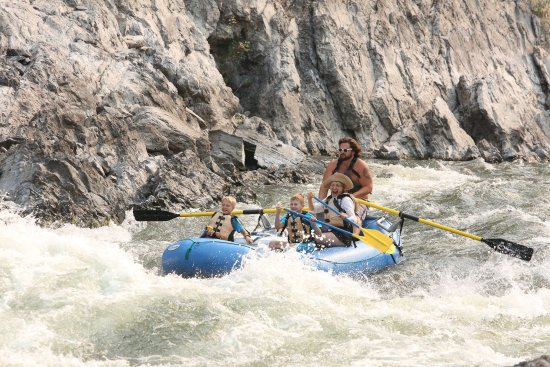 Superior, MT: Clark Fork with Wiley E Waters